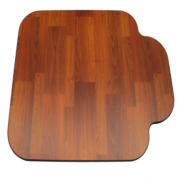 Walnut  sc 1 st  Floor Mats & Wood Chair Mats are Wood Mats by FloorMats.com