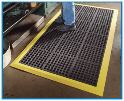 Delightful 24/7 Open Anti Fatigue Mat Tiles ...