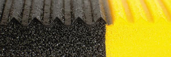Corrugated Sponge Anti Fatigue Mats Are Anti Fatigue Mats