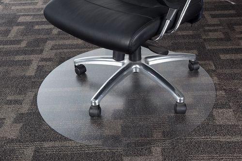 Chair mat for tile floor