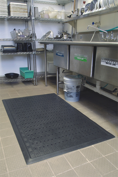 Comfort Kitchen Drainage Mats Are Rubber Kitchen Mats By