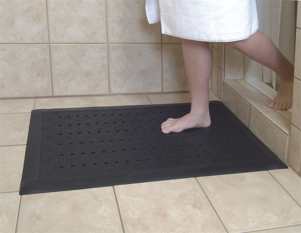 Cushion Drainage Mats Are Drainage Rubber Mats By