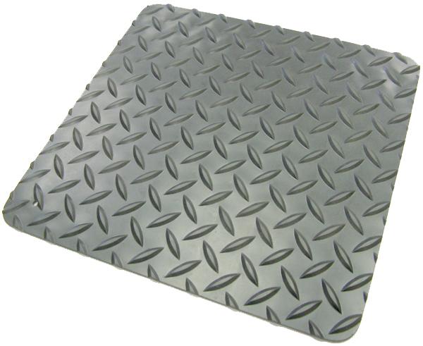 Diamond plate vinyl runners are runner mats by floormats