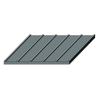 Rib Channel Garage Flooring Is By