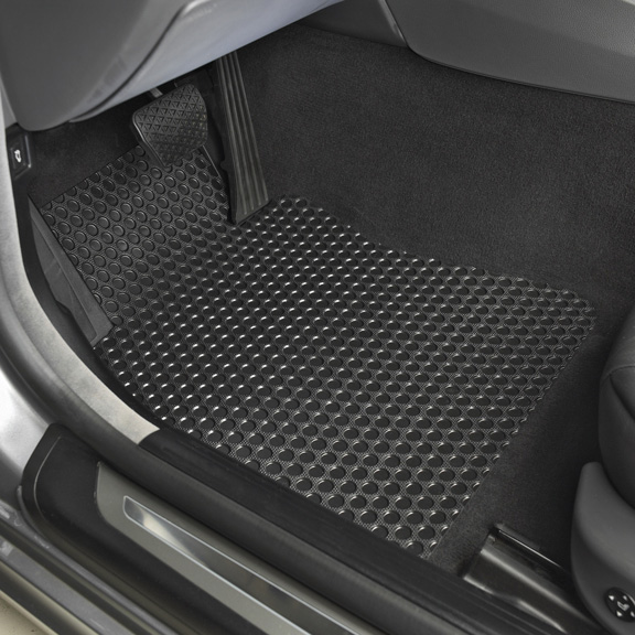 Rubber Car Mats are Rubber Car Floor Mats by FloorMats.com