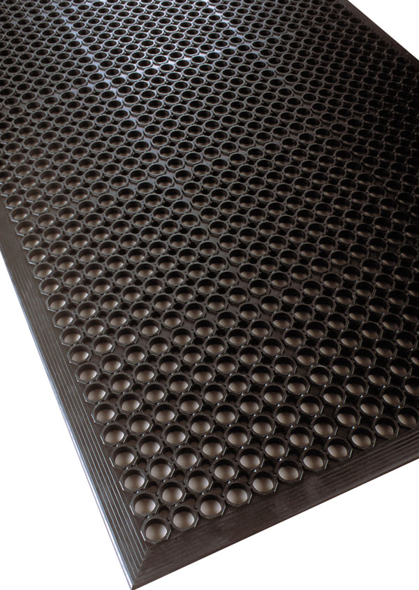 SaniClean Kitchen Mats are Rubber Kitchen Mats by FloorMats