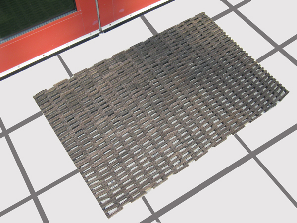 Rubber Tire Link Door Mats Are Rubber Door Mats By