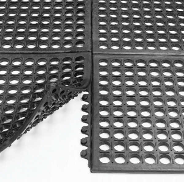 Conductive Flooring Product : Open modular esd floor tiles are anti static mats by floormats