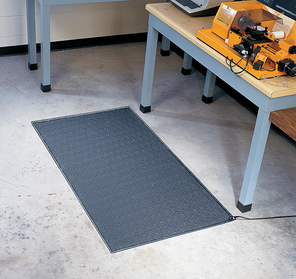 Anti Static Floor Grounding Ribbon : Softstat esd anti static mats are by