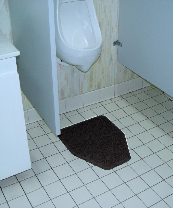 Washable Urinal Mats Are Launderable Urinal Mats By