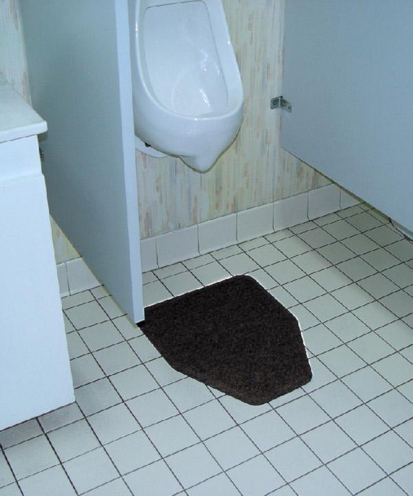 Washable Urinal Mats