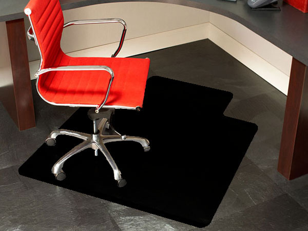 Deluxe Black Chair Mats