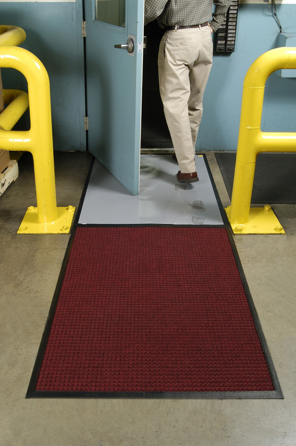 Cleanstick clean room mats are by floormats