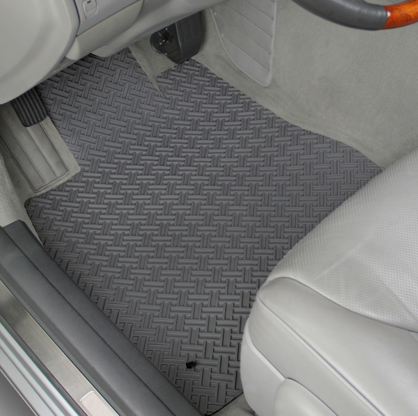 Heavy Duty Rubber Northridge Car Mats Are Rubber Car Mats