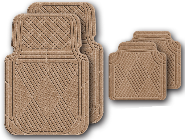 mats floor klasse mercedes genuine black benz shop styling mat class tuning schwarz original xl c fussmatten rips htm en car rib