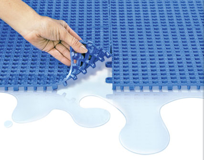 Duragrid Drainage Tiles Are Drainage Mats By Floormats Com