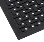 RubberDrainage Door Mats