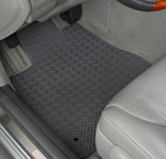 Heavy-Duty Rubber Northridge Car Mats